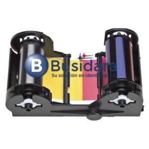 Ribbon de color Nisca NGYMCKOPRC YMCKO 250 impresiones